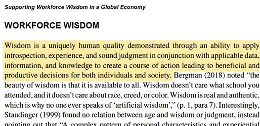 WisdomDefinition